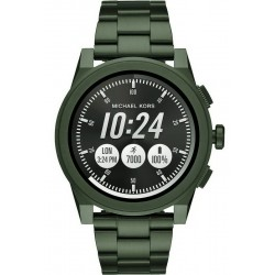 Acheter Montre Homme Michael Kors Access Grayson MKT5038 Smartwatch