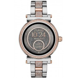 Acheter Montre Femme Michael Kors Access Sofie MKT5040 Smartwatch