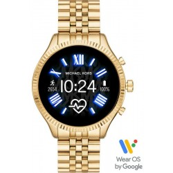 Acheter Montre Femme Michael Kors Access Lexington 2 Smartwatch MKT5078