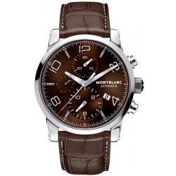 Acheter Montre Homme Montblanc TimeWalker Chronograph Automatic 106503