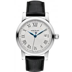 Acheter Montre Homme Montblanc Star Date Automatic 107114