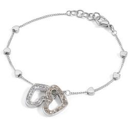 Acheter Bracelet Femme Morellato Abbraccio SABG10 Cœur