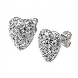 Acheter Boucles d'Oreilles Femme Morellato Heart SRN14