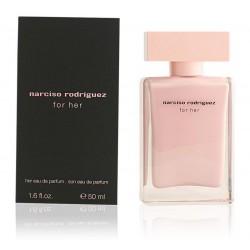 Parfum pour Femme Narciso Rodriguez For Her Eau de Parfum EDP Vapo 50 ml