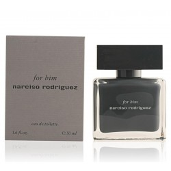 Parfum pour Homme Narciso Rodriguez For Him Eau de Toilette EDT Vapo 50 ml