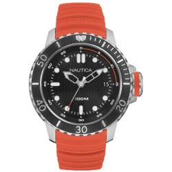 Montre Homme Nautica NMX Dive Style Date NAD18518G