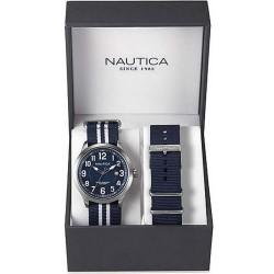 Acheter Montre Femme Nautica NCC 01 Date Box Set NAI11509G