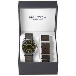 Acheter Montre Femme Nautica NCC 01 Date Box Set NAI12525G