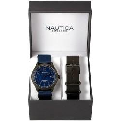 Acheter Montre Femme Nautica NCC 01 Date Box Set NAI14519G