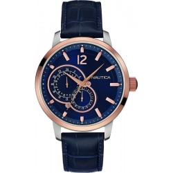 Montre Homme Nautica NCT 15 NAI16501G Multifonction