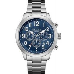 Montre Homme Nautica NCC 01 NAI16516G Chronographe