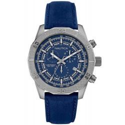 Montre Homme Nautica NST 11 NAI16526G Chronographe