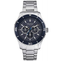 Montre Homme Nautica NST 10 NAI16528G Multifonction