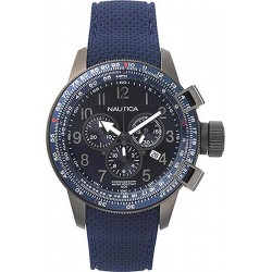 Acheter Montre Homme Nautica Galley Box Set NAPGLY001 Chronographe