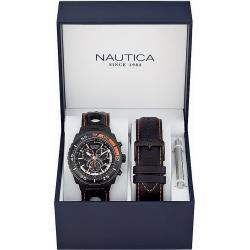 Montre Homme Nautica A17636G NST 700 Chronographe Box Set
