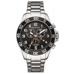 Montre Homme Nautica NST 19 NAI17509G Chronographe