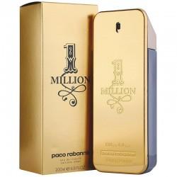 Parfum pour Homme Paco Rabanne One Million Eau de Toilette EDT Vapo 200 ml