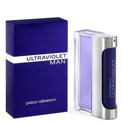 Parfum pour Homme Paco Rabanne Ultraviolet Eau de Toilette EDT Vapo 100 ml