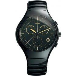 Montre Rado Homme True Quartz Chronograph R27814152 Céramique