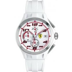 Montre Homme Scuderia Ferrari SF102 Lap Time Chrono 0830016