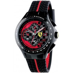 Acheter Montre Homme Scuderia Ferrari Race Day Chrono 0830077