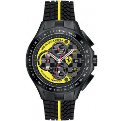 Montre Homme Scuderia Ferrari Race Day Chrono 0830078