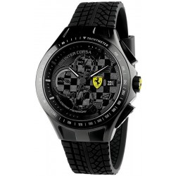 Montre Homme Scuderia Ferrari Race Day Chrono 0830105
