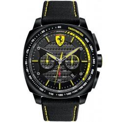 Acheter Montre Homme Scuderia Ferrari Aero Evo Chrono 0830165