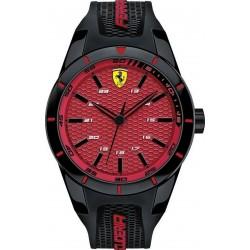 Acheter Montre Homme Scuderia Ferrari Red Rev 0830248