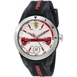 Acheter Montre Homme Scuderia Ferrari Red Rev 0830250