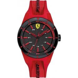Acheter Montre Homme Scuderia Ferrari Red Rev 0840005