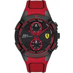 Acheter Montre Homme Scuderia Ferrari Apex 0830639 Multifonction