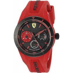Acheter Montre Homme Scuderia Ferrari RedRev 0830258