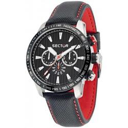 Montre Homme Sector 850 R3251575008 Multifonction Quartz