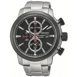 Acheter Montre Homme Seiko Neo Sport Alarm Chronograph Quartz SNAF47P1