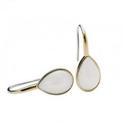 Boucles d'Oreilles Femme Skagen Sea Glass SKJ0735791