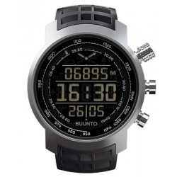 Acheter Montre Homme Suunto Elementum Terra Black Rubber / Dark Display SS014522000