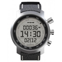 Acheter Montre Homme Suunto Elementum Terra Black Leather SS014523000