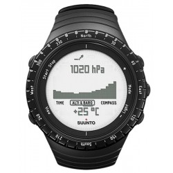 Montre Homme Suunto Core Regular Black SS014809000