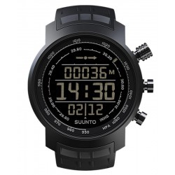 Montre Homme Suunto Elementum Terra All Black SS016979000