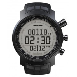 Acheter Montre Homme Suunto Elementum Terra Black Rubber / Light Display SS018732000