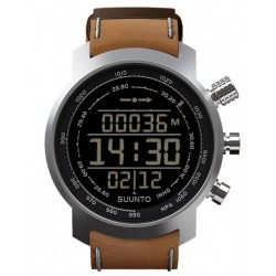 Acheter Montre Homme Suunto Elementum Terra Brown Leather SS018733000