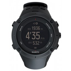 Montre Homme Suunto Ambit3 Peak Black SS020677000
