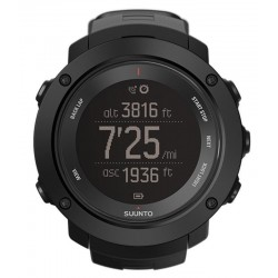 Montre Homme Suunto Ambit3 Vertical Black SS021965000