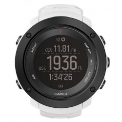Montre Homme Suunto Ambit3 Vertical White SS021967000