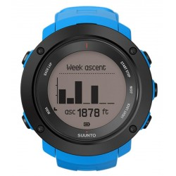 Montre Homme Suunto Ambit3 Vertical Blue SS021969000