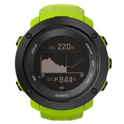 Montre Homme Suunto Ambit3 Vertical Lime SS021971000