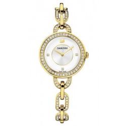 Acheter Montre Swarovski Femme Aila Yellow Gold Tone 1124151