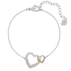 Acheter Bracelet Femme Swarovski Dear 5156812 Cœur