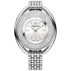 Montre Swarovski Femme Crystalline Oval White 5181008